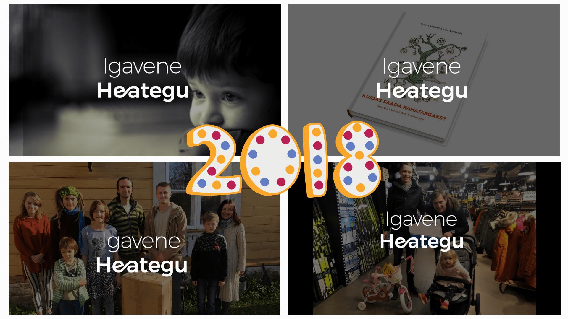 Igavene Heategu 2018. aasta kokkuvõttw